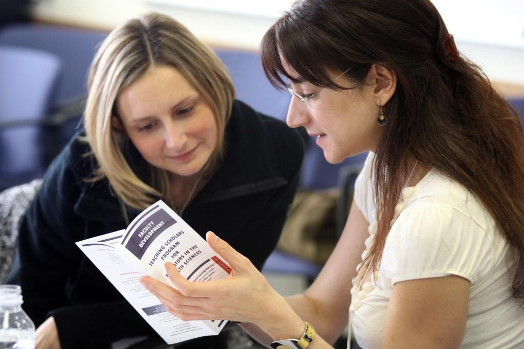 Med E-News - Teaching Scholars