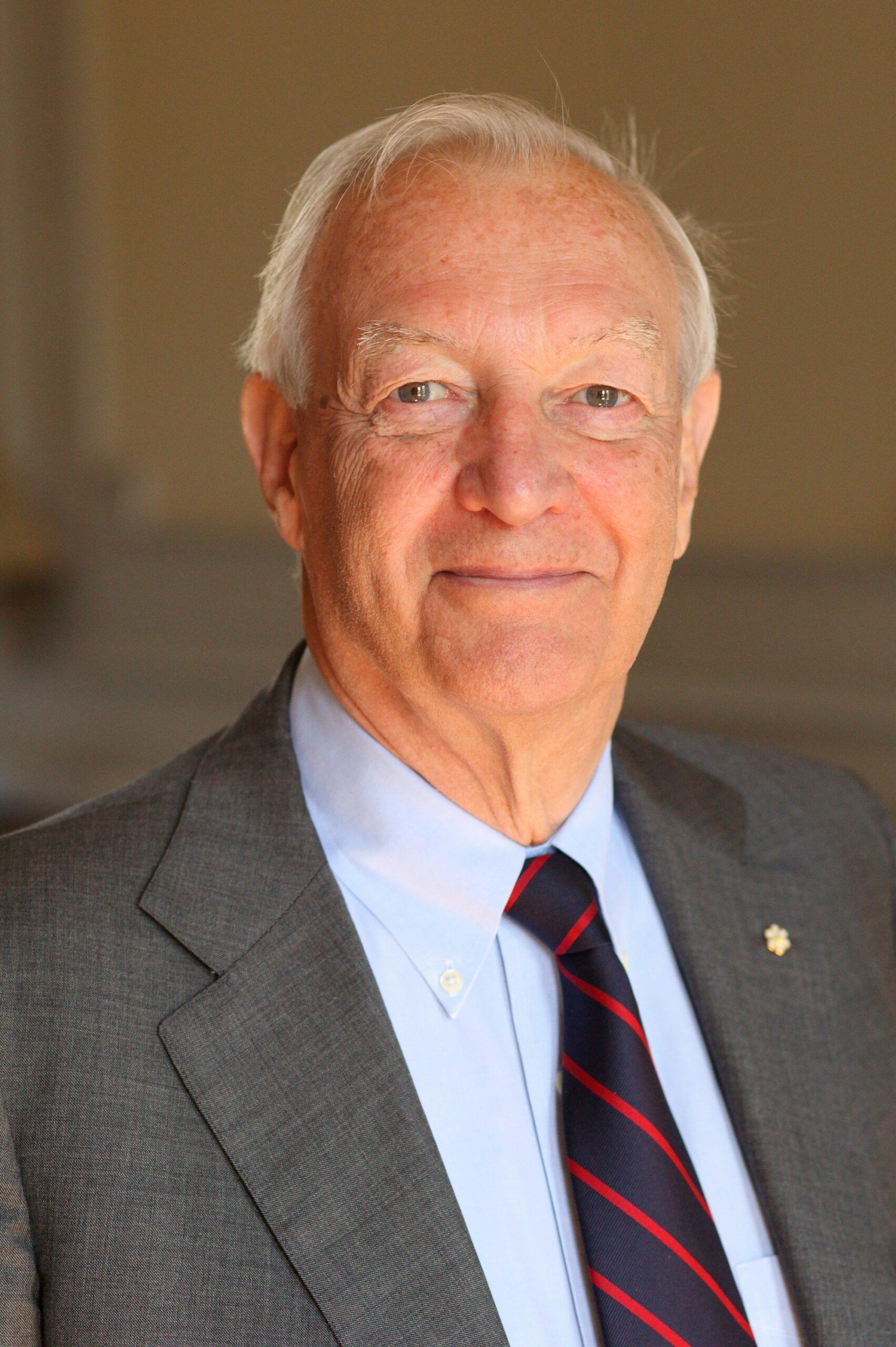 <em><strong>Dr. Richard Cruess (Photo courtesy Faculty Development Office - McGill Medicine)</em></strong>
