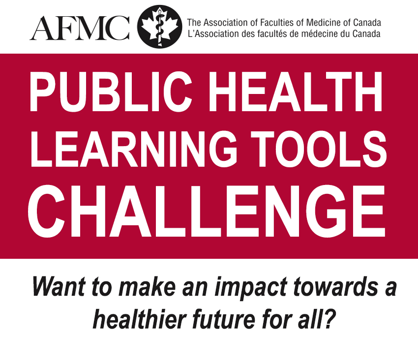AFMC-Public Health Learning Tools Challenge