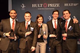 Hult Prize team