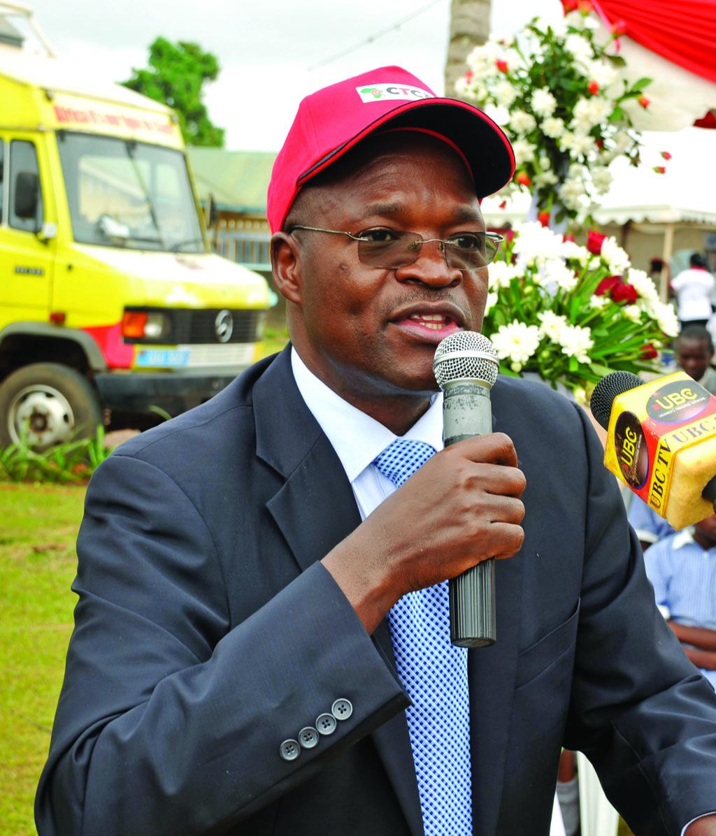 IMHL - Dr. Possy Mugyenyi