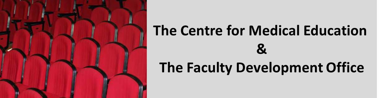 Centre for Medical Education and Fac Dev
