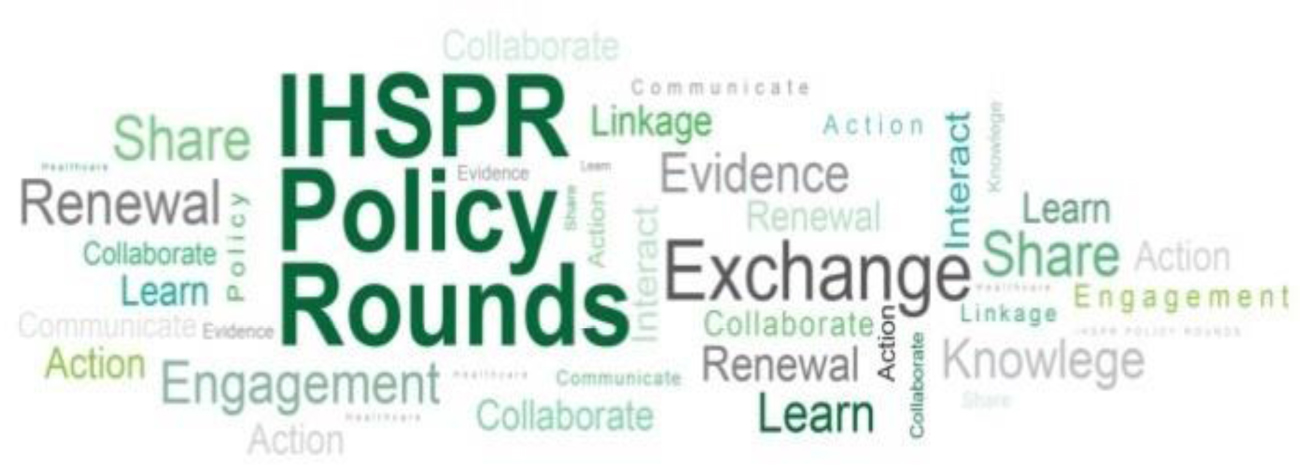 IHSPR Policy Rounds - Performance Measurement - May 28 cropped