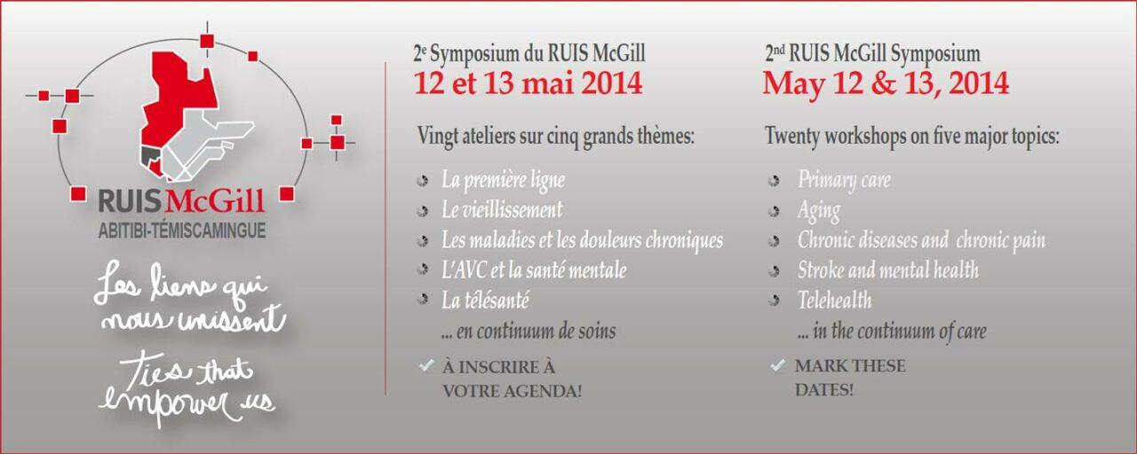 RUIS symposium - May 2014