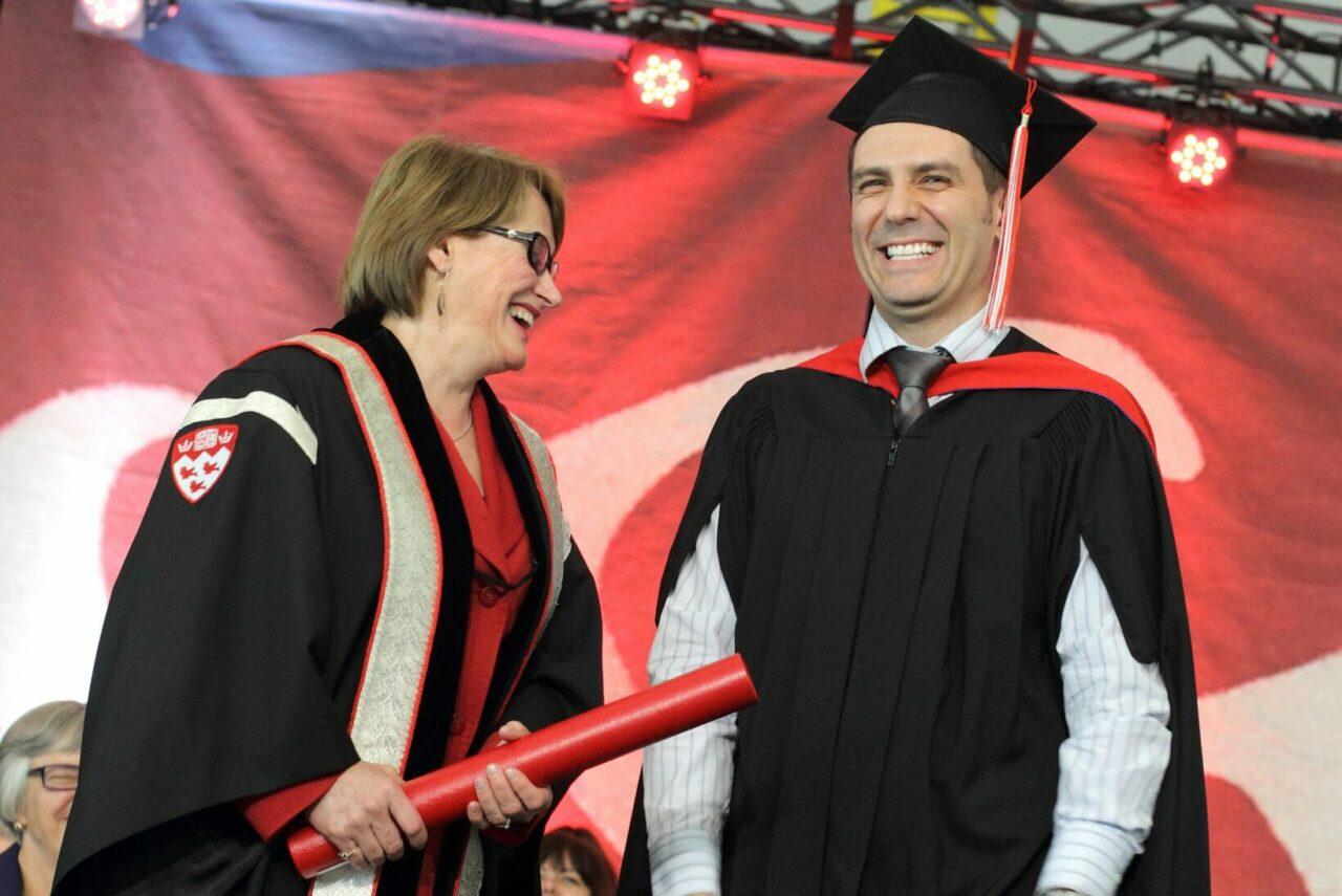 Dr. Christos Karatzios (Photo: Owen Egan)