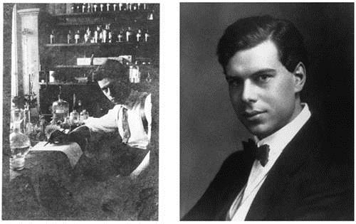 George Ralph Mines (1914)