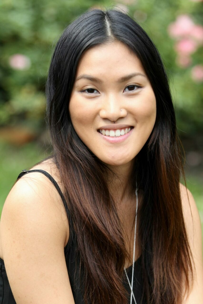 """""""Before starting medicine I was a dietetic student at McGill. My previous clinical experience in the hospital was so rewarding, that's when I decided that I wanted to be a doctor because I wanted to be on the front lines of health care."""" - Karen Tam"""