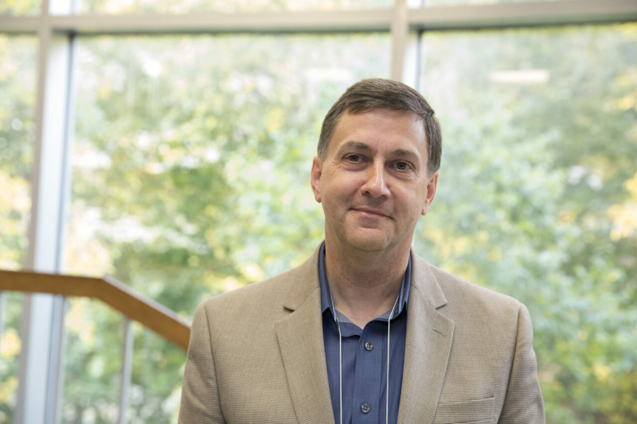 Donald Londorf, MDCM'84, became a doctor one day before his 24th birthday.