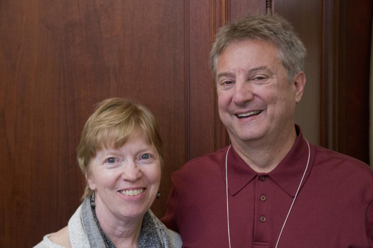 Brian Bachynski, MDCM'79, met his wife, Elizabeth Angus, MDCM'79, at McGill.