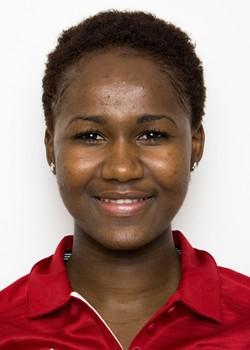 Mariam Sylla (photo: McGill Athletics)