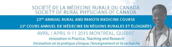 Annual Rural and Remote Medicine Course