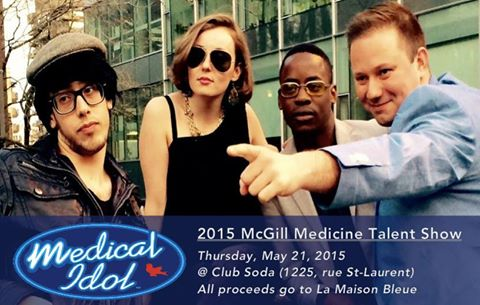 Medicine Talent Show 2015