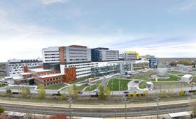 Glen hospital