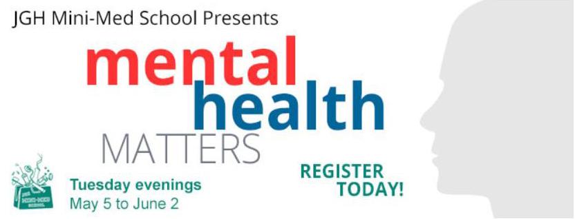 JGH Mini-Med - Mental Health Matters cropped