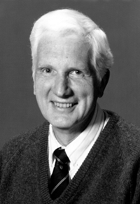 Charles Scriver, MD, recipient of ASHG's 2015 Victor A. McKusick Leadership Award (Photo courtesy Dr. Scriver)