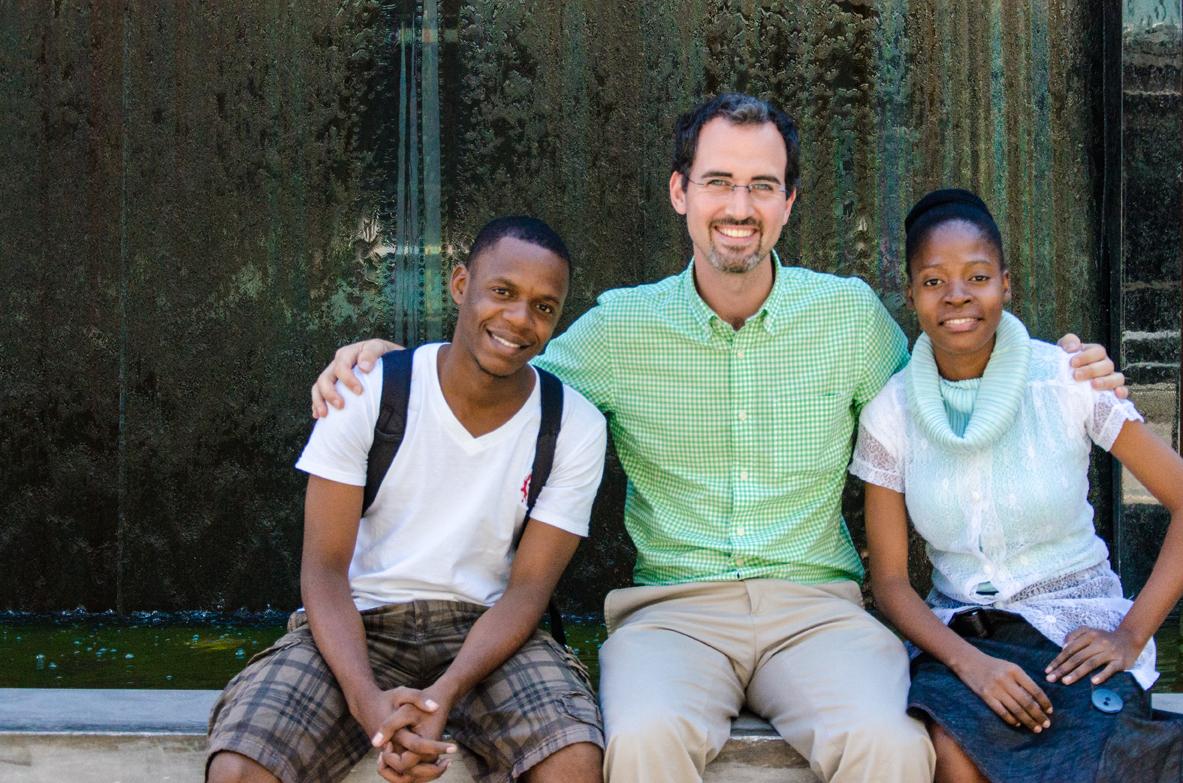 Haitian medical students at McGill-9393 SM