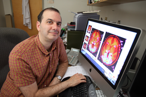 Dr. Alain Dagher, neurologist at the Montreal Neurological Institute and Hospital.