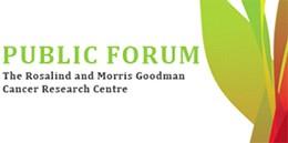 GCRC Public Forum