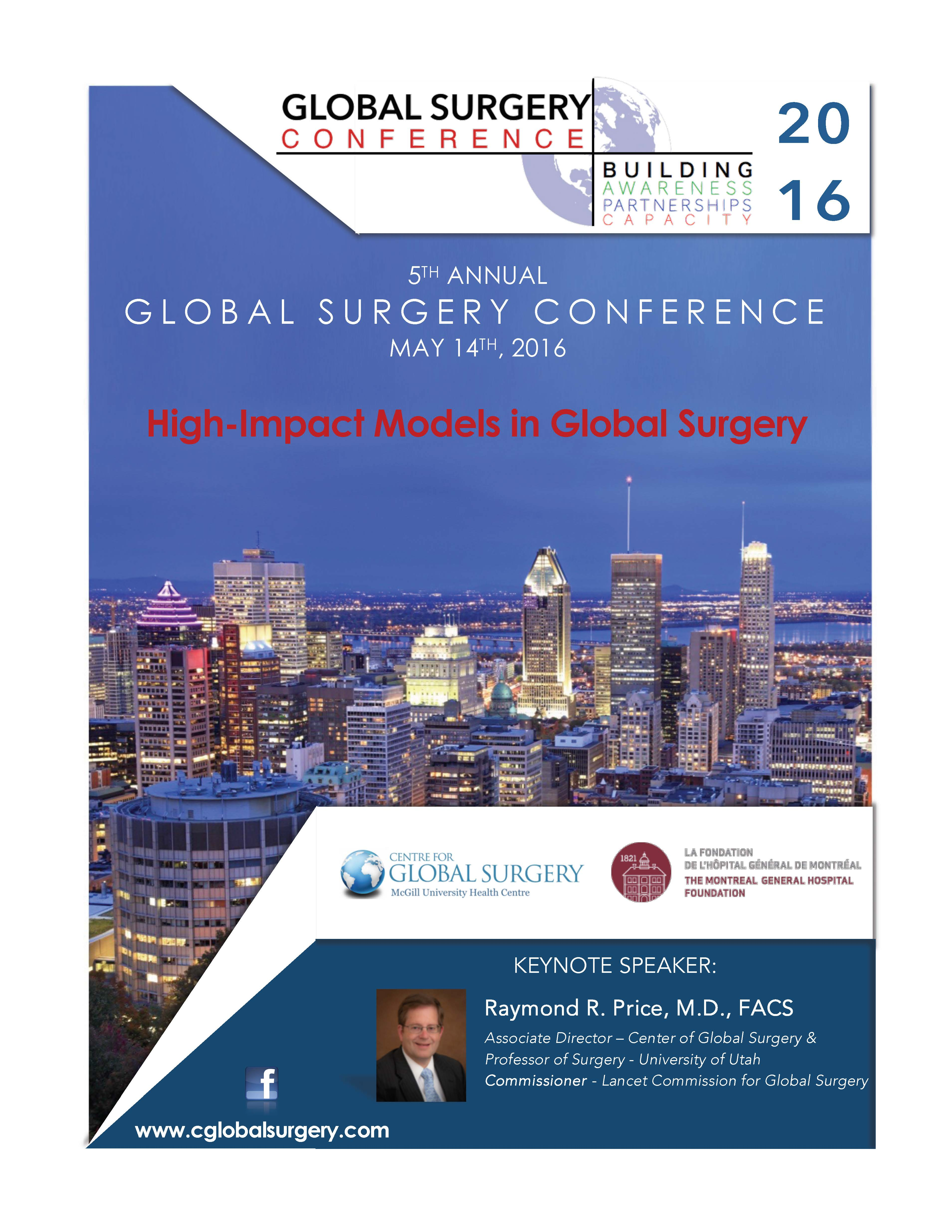 Global Surgery Conference