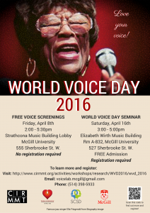 WVD 2016 Poster