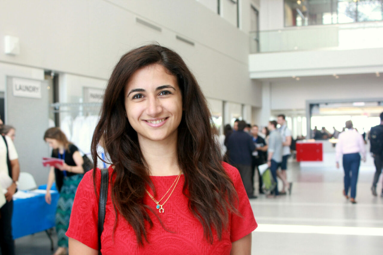 Nadia Safa, resident in General Surgery.