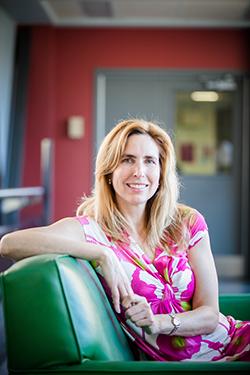 Dr. Marina Klein (Photo: Klaudia Bednarz, Blueberry Studios)