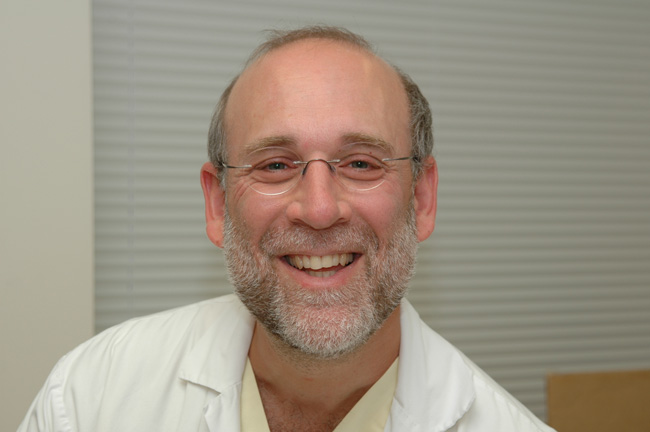 """Clinician-scientists """"recognize clinical problems or issues as we see patients, which informs the research, and then we bring the research back to the patients,"""" says Dr. Mark Eisenberg."""