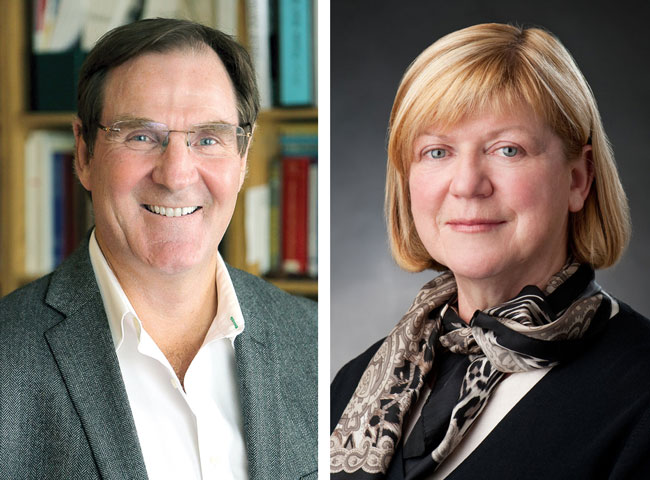 The ground-breaking Alzheimer's research of Dr. Alan C. Evans and Dr. Andréa C. LeBlanc will be supported by the MARC initiative.