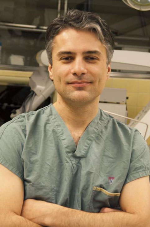 Dr. Kevin Petrecca of the Montreal Neurological Institute and Hospital