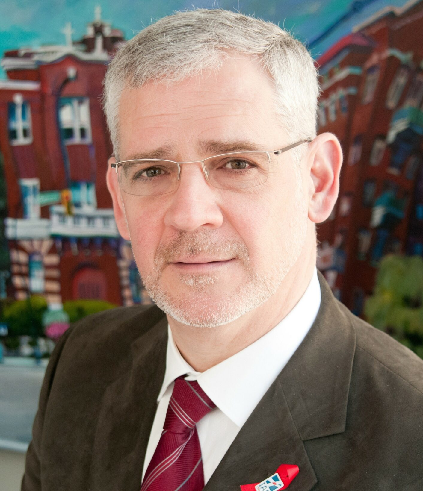 Dr. Julio Montaner is a leading Canadian HIV/AIDS expert.