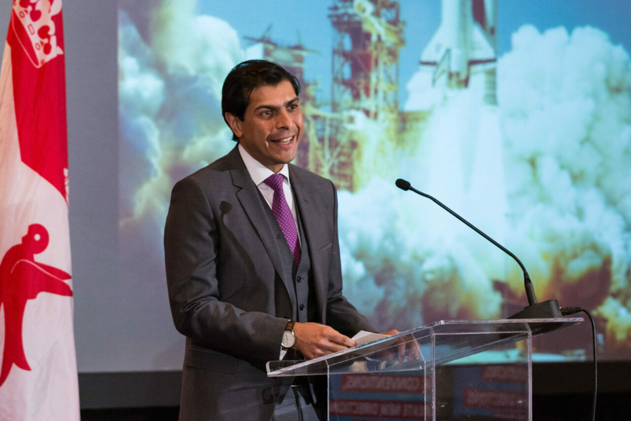 Dr. Raj Aggarwal (Photo: Owen Egan)
